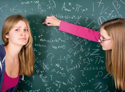 Co zrobić żeby dziecko polubiło matematykę?