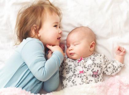 Co zrobić, żeby dziecko zaakceptowało młodsze rodzeństwo?
