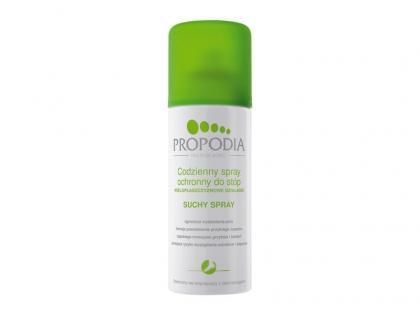 Codzienny spray ochronny do stóp Propodia