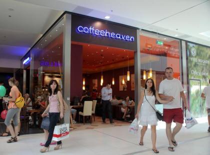 coffeeheaven wchodzi do Kielc