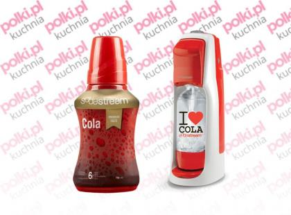 Cola Premium – nowość od SodaStream!