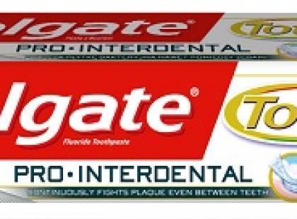Colgate Total Pro-Interdental – ochrona przed płytką nazębną