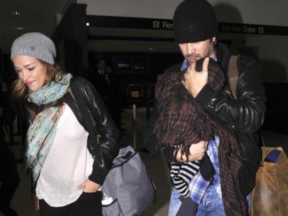 Colin Farrell na pożegnanie zostawił Alicji dom