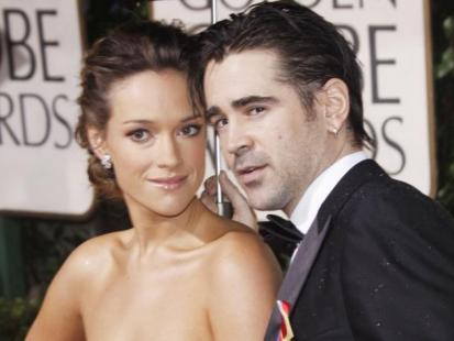 Colin Farrell porzucił Alicję!