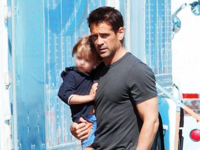 Colin Farrell - Troskliwy tata