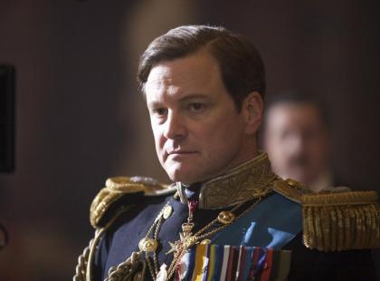 Colin Firth królem Złotych Globów