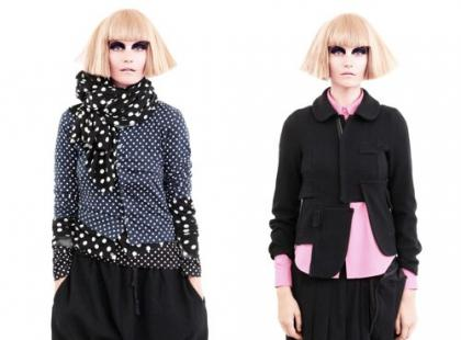 Comme des Garçons dla H&M