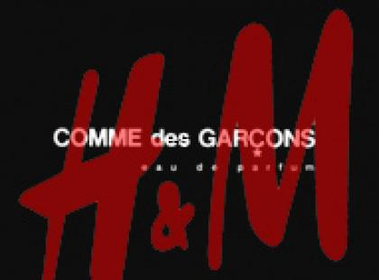 Comme des Garçons we współpracy z H&M