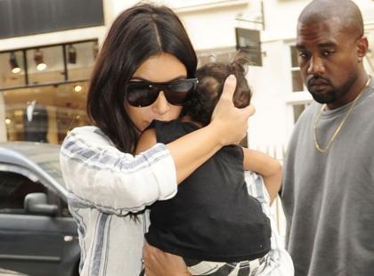Córka Kim Kardashian została... najmłodszą modelką świata!