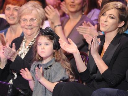 Córka Kukulskiej śpiewa i tańczy. To jej pierwsza piosenka! Zobacz, jak się zmieniła 12-letnia Ania