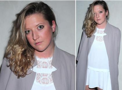 Córka Magdy Gessler na salonach w BARDZO krótkiej sukience