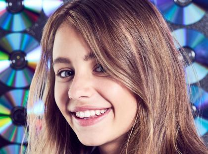 Córka zmarłej Ani Przybylskiej w kampanii Reserved