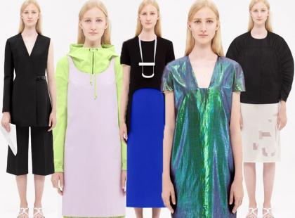 COS, czyli ascetyczna moda na wiosnę i lato 2015