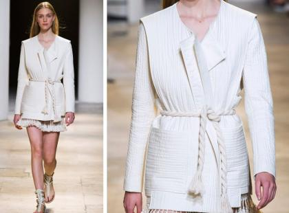 Coś dla trendsetterek: modny kaftan