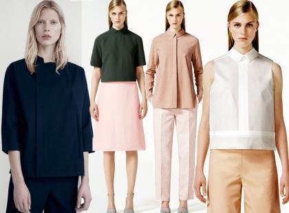 COS i moda funkcjonalna na lato 2013