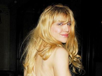 Courtney Love nie poleci