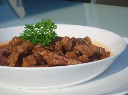 Cozido – gulasz z kociołka