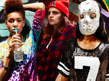 Cropp w Toronto, czyli streetowa moda na jesień 2014