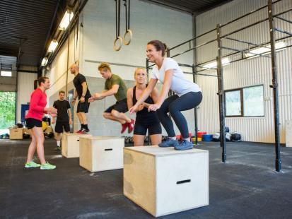 Crossfit, czyli trening, który uzależnia