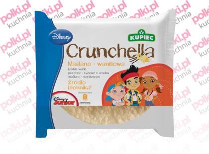 Crunchella Maślano-Waniliowa firmy Kupiec