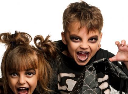 Cukierek albo psikus - Halloween dla dzieci