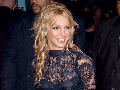 Ćwicz brzuch jak Britney Spears (video)
