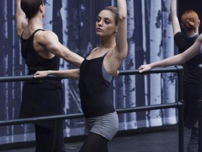Ćwicz jak balerina