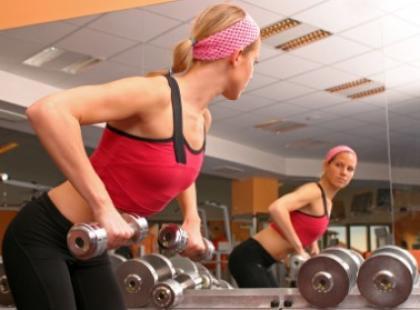 Ćwiczenia dla piersi
