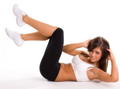 Ćwiczenia na idealny brzuch