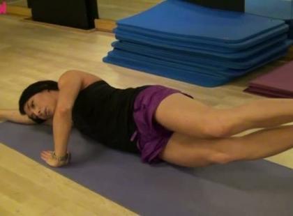 Ćwiczenia na mięśnie proste brzucha