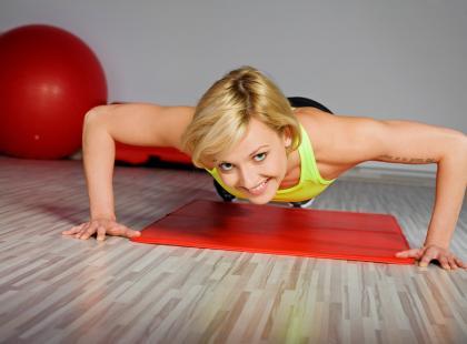 Ćwiczenia na piękne nogi i szczupłe ręce