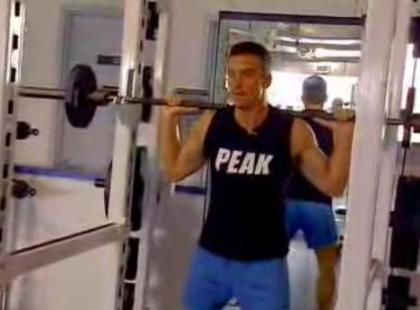 Ćwiczenia na siłowni - video