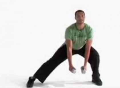 Ćwiczenia na spalanie kalorii - video