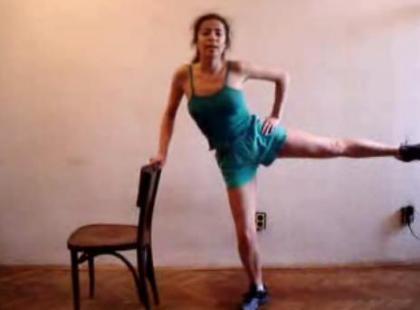 Ćwiczenia na zwalczenie cellulitu - video