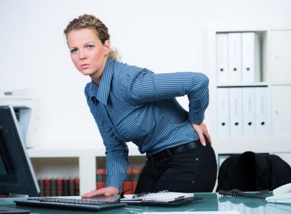 Ćwiczenia rozluźniające po długiej pracy