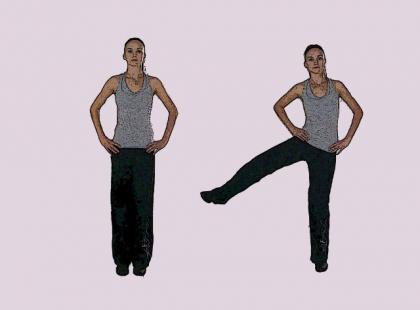 Ćwiczenia ujędrniające pośladki
