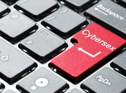 Cyberseks, czyli seks przez internet