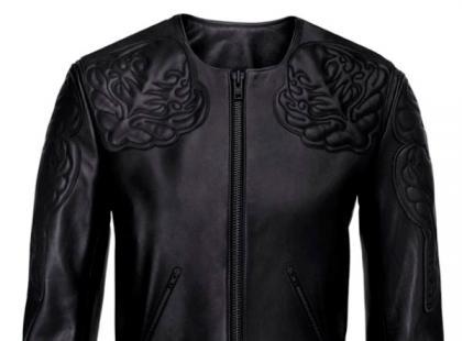 Czarna kurtka - H&M