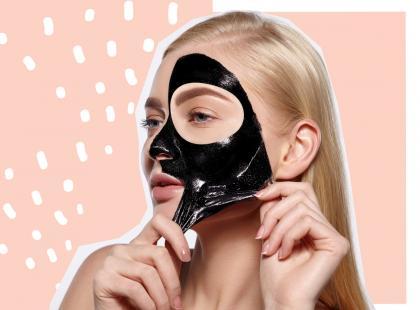Czarna maska domowej roboty bije rekordy popularności. Jak ją zrobić?