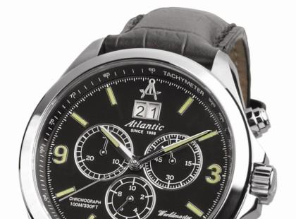 Czarna Perła Atlantic - Worldmaster Big Date