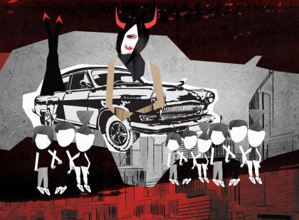 Czarna wołga, głowa panny młodej wkręcona w wentylator i inne opowieści, czyli skąd się biorą miejskie legendy?