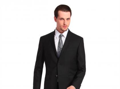 Czarne garnitury Vistula