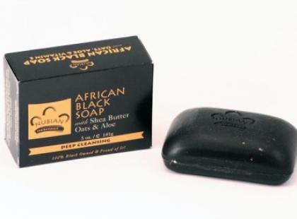 Czarne mydło