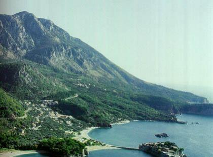 Czarnogóra - Blisko nieba