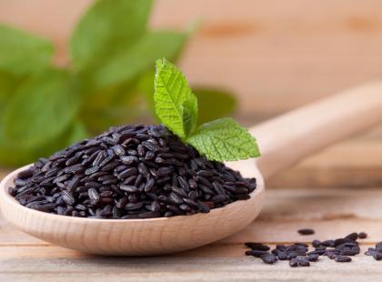 Czarny ryż - Dlaczego warto go jeść?