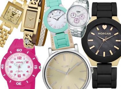Czas jest na czasie, czyli modne zegarki damskie na lato 2013