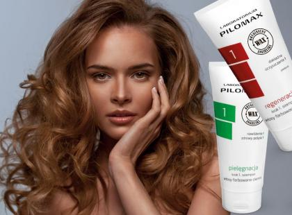 Czas na regenerację włosów po lecie... WAX do włosów farbowanych