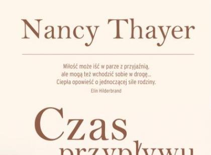"""""""Czas przypływu"""" Nancy Thayer - recenzja"""
