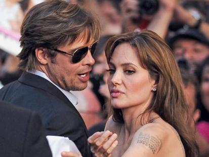 Czego boi się Angelina Jolie