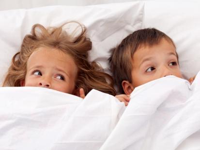 Czego i dlaczego boją się dzieci?